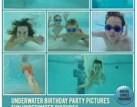Nro 6 kilpailuun Swim Poster käyttäjältä MooN5729