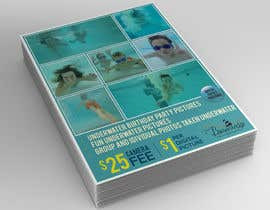 Nro 7 kilpailuun Swim Poster käyttäjältä MooN5729