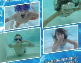 Nro 10 kilpailuun Swim Poster käyttäjältä n3ko88