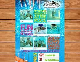 Nro 19 kilpailuun Swim Poster käyttäjältä AmmarElramsisy