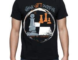 #6 for Chess-Based T-Shirt Design af takackrist