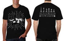 Contest Entry #7 for Chess-Based T-Shirt Design