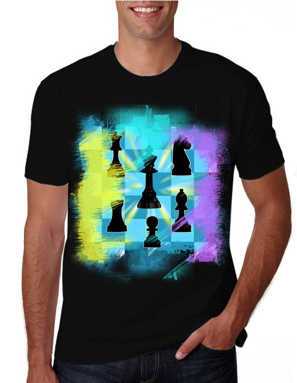 #12 for Chess-Based T-Shirt Design by jonydep