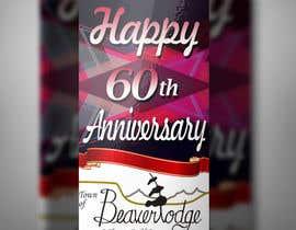 Nro 11 kilpailuun 60th anniversary celebration käyttäjältä cristinaa14