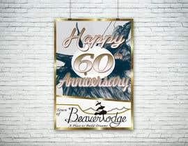 Nro 24 kilpailuun 60th anniversary celebration käyttäjältä cristinaa14
