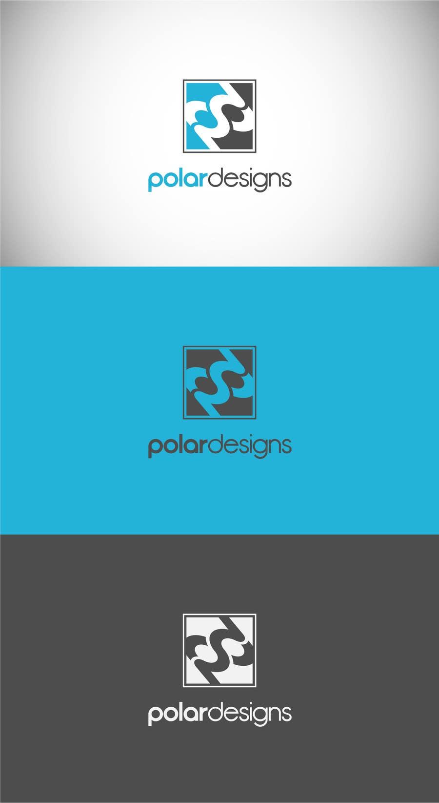#74 for Design a Logo for Polar Designs by pkapil