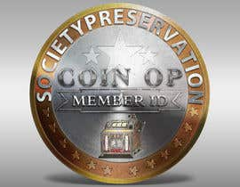 nº 21 pour Design a Logo for Coin Op Preservation Society par bsfromania