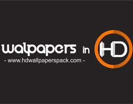 #8 for Design Logo for 6 Wallpaper Websites af burhandesign