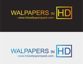 #21 for Design Logo for 6 Wallpaper Websites af burhandesign