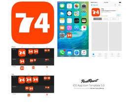 Nro 12 kilpailuun Logo, icons and branding for mobile and web platform käyttäjältä skanone