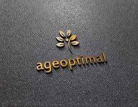 #161 para Design a Logo for ageoptimal por hemanthalaksiri