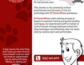 #5 for Flyer Design for K9 Pearly Whites [K9PW.com] by corpuzmanolito