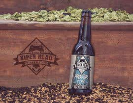 #4 for Craft Beer Label (grunge/punk/funk style) Template by henriqueboia