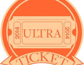 #60 for Design a Logo for a ticket company af oskamaulana