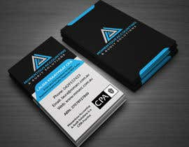 Nro 6 kilpailuun Business card & letterhead design - existing logo käyttäjältä atikul4you