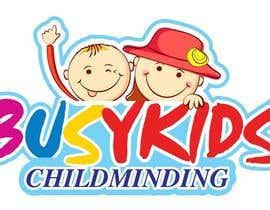 amcgabeykoon tarafından Design a Logo for Child Minding Business için no 35