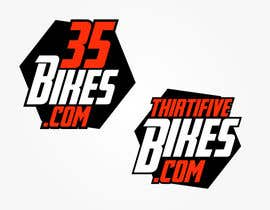 #62 para Design a logo & icon for 35 bikes por nixRa