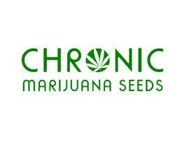 #16 untuk Design a Logo for Chronic Marijuana Seeds oleh albertnashaat