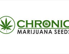 #18 untuk Design a Logo for Chronic Marijuana Seeds oleh kristiyan96