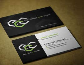 #40 for Design some Business Cards for Exclusive Car Care af mamun313