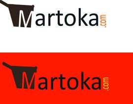 nº 14 pour Logo design for  Martoka.com par mdsipankhan22