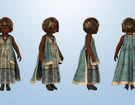 Gimio tarafından Design a Beautiful Black Girl Doll için no 14