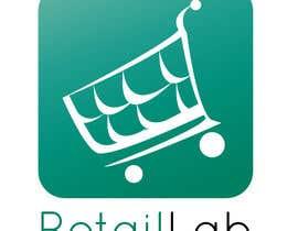 """#38 untuk Diseño de Logo """"RetailLab"""" oleh jgzambranocampo"""