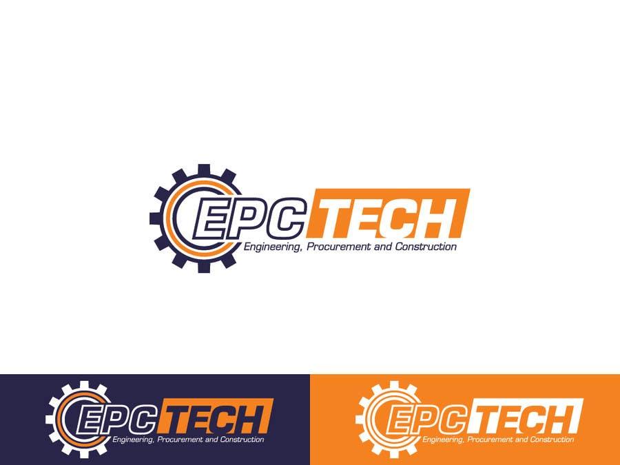 Kilpailutyö #57 kilpailussa Design a Logo for EPC TECH 1