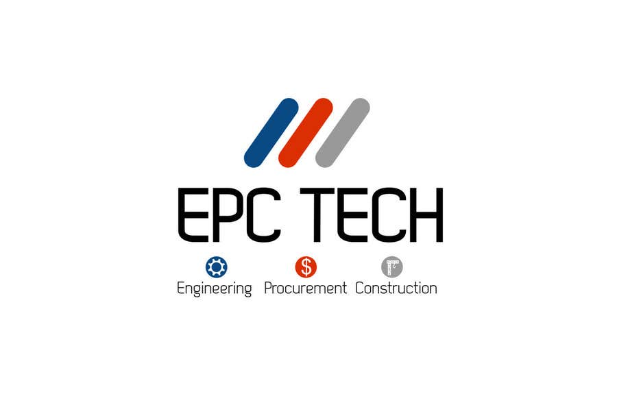 Kilpailutyö #58 kilpailussa Design a Logo for EPC TECH 1