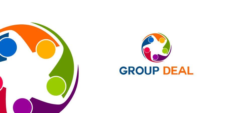 Penyertaan Peraduan #25 untuk Design a Logo for Group Deal