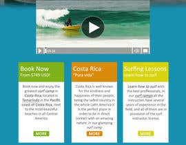 nº 1 pour Create A Killer Landing Page design for a young adults retreat par agilebilla