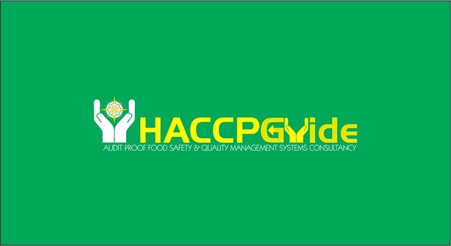 """Bài tham dự cuộc thi #                                        104                                      cho                                         Logo Design for company named """"HACCP Guide"""""""