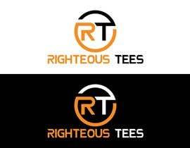 Nro 79 kilpailuun Righteous Tees Logo käyttäjältä Khandesign11