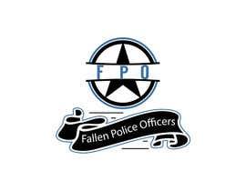 Nro 11 kilpailuun Police Supporter Flag/Graphic Design käyttäjältä oshosagar