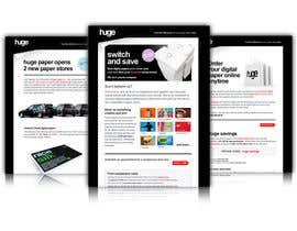 Nro 6 kilpailuun Design email campaign käyttäjältä krrish250