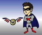 Bài tham dự #9 về Graphic Design cho cuộc thi Design an awesome vector logo for a superhero character -