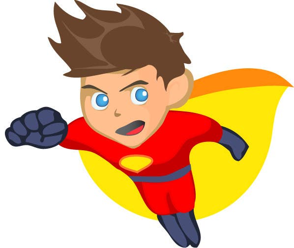 Inscrição nº 17 do Concurso para Design an awesome vector logo for a superhero character -