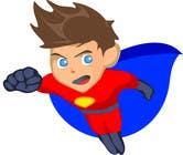Bài tham dự #19 về Graphic Design cho cuộc thi Design an awesome vector logo for a superhero character -