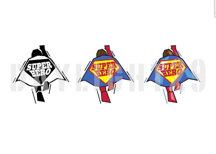 Inscrição nº 6 do Concurso para Design an awesome vector logo for a superhero character -