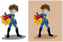 Bài tham dự #16 về Graphic Design cho cuộc thi Design an awesome vector logo for a superhero character -