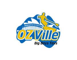 #53 for Design a Logo for OzVille by suneshthakkar