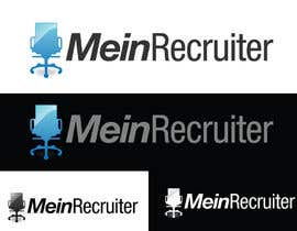 #6 para Design eines Logos for a Recruiting Web App por zaldslim