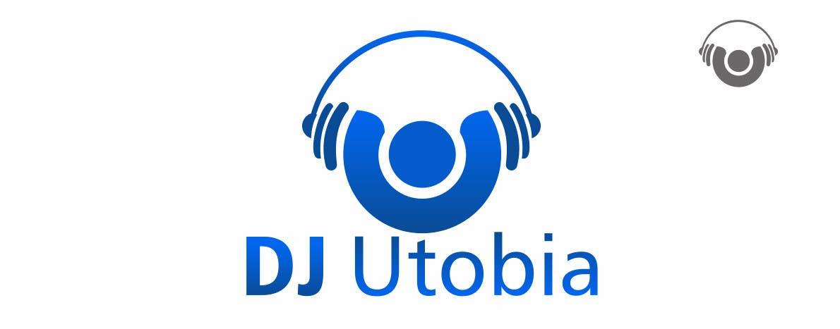 Konkurrenceindlæg #4 for Design a Logo for DJ