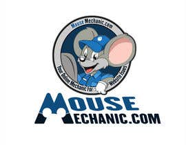 nº 53 pour Design a Logo for Mouse Mechanic par aguirre2118