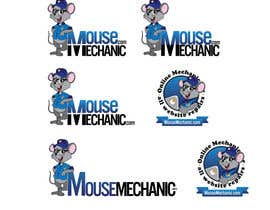 #47 para Design a Logo for Mouse Mechanic por howthesun