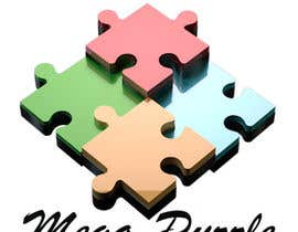 #32 for Design a Logo for Mega Puzzle and puzzle packs by CreativeDesign83