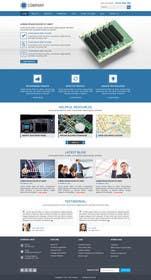abcdNd tarafından Design a Website Front Page için no 16