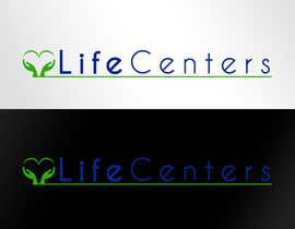 #98 for Design a Logo for  Life Centers - Helping Lives af agencja