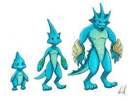 OxideAnimation tarafından Monster Concepts için no 34