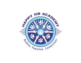 Nro 3 kilpailuun K9.Academy logo design käyttäjältä happychild